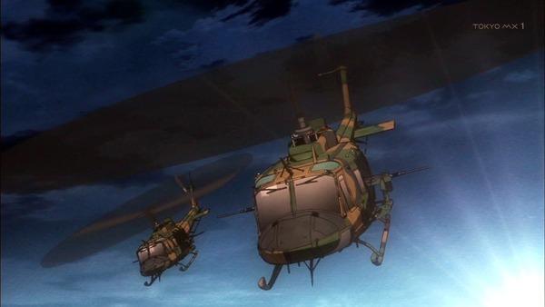 6 ヘリ二機