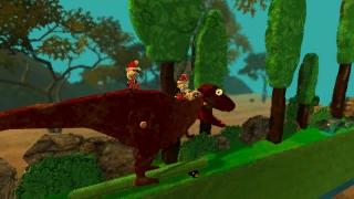 「いにしえのゲーマー」みゆのゲーム部屋-恐竜