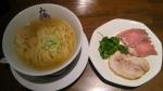 みどり 伊勢崎店 塩海老わんたん麺 15.1.10