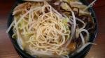 ちづる亭 豚骨たんめん 麺 15.1.17