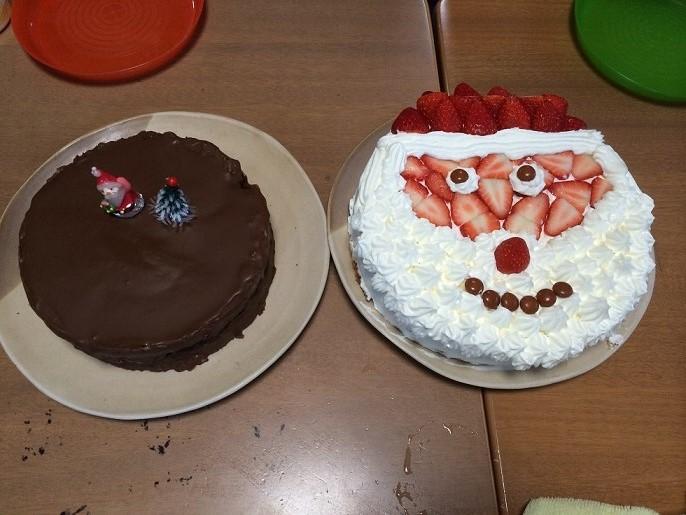 平成26年クリスマスケーキ