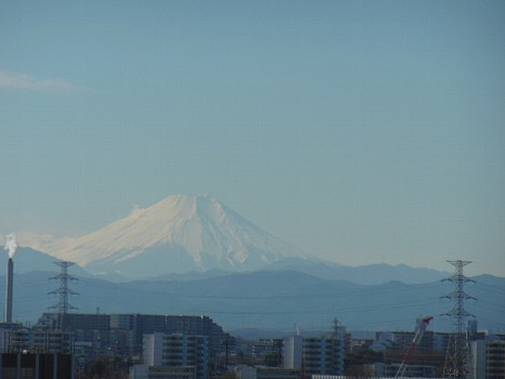 ザ・冬富士