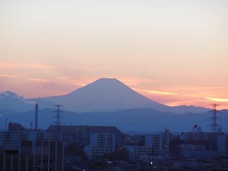 2014年の富士