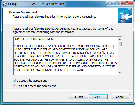 flacをmp3に変換9-25-48-235