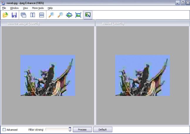 劣化画像を修復7-11-19-629