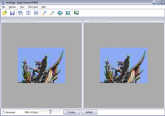 劣化画像を修復7-11-12-308