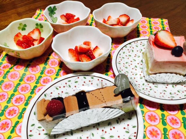FullSizeRenderケーキ