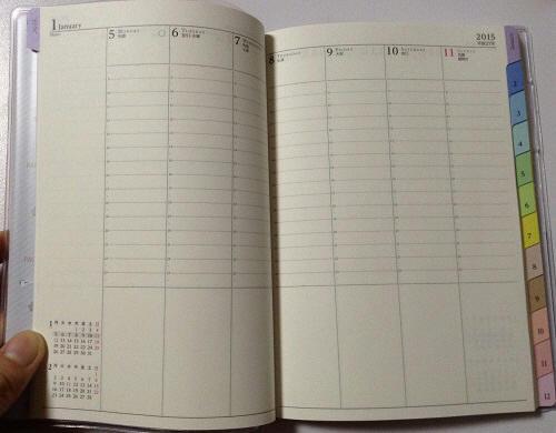 王様のブランチ ペイジェム 手帳