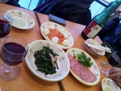 20150102サイゼリヤ心斎橋GATE店マグナムワイン1080円