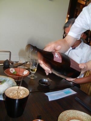 日本酒・冷酒組