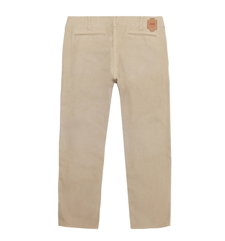 TR01 BASIC CHINO PANTS BEIGE(2)_R