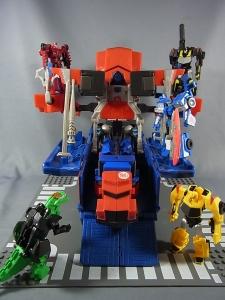 トランスフォーマー アドベンチャー TAV21 オプティマスプライム063