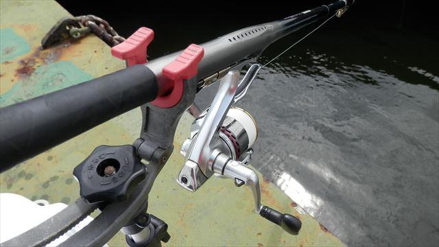 13:28 釣り開始 ♪