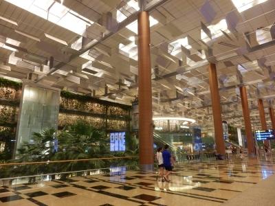 シンガポール「Ambassador Transit Lounge」5