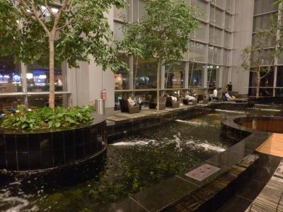 シンガポール「Ambassador Transit Lounge」2