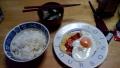 五日の昼食