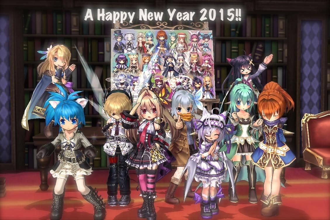 新年用SS