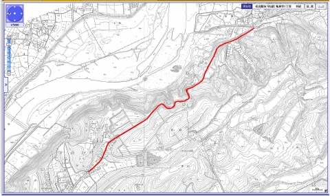 名古屋市都市計画S39-S43基本図