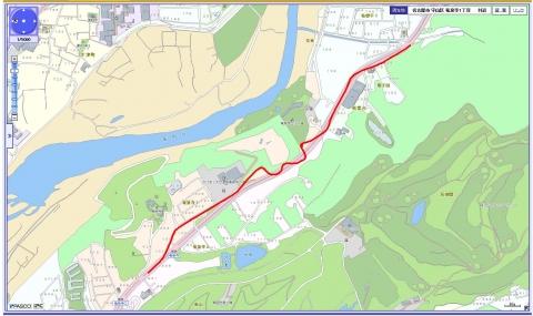 名古屋市都市計画H22基本図