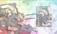 Bismarck drei ヽ(´ー`)ノ完成