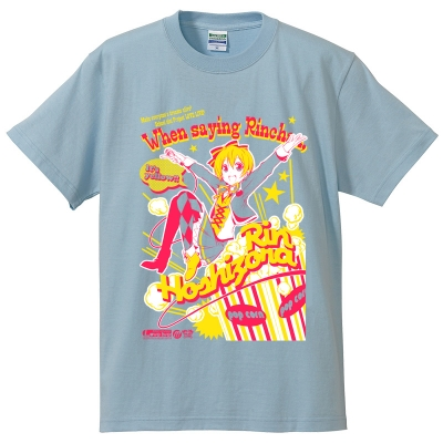 凛ちゃんTシャツBイメージ