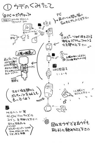 ガンステイド組み立て図p03