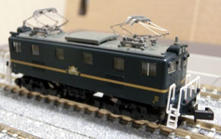 A2071 秩父鉄道 デキ200型 グリーン④