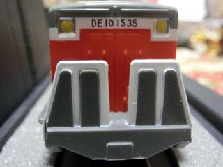 真岡鉄道 DE10 1535号機