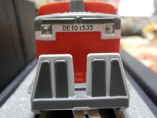真岡鉄道 DE10 1535号機②