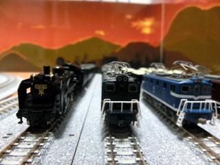 デキ500青、デキ200グリーン、C58363