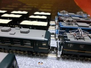 各デキと客車・貨車の連結部分