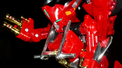 超光騎士 リクシンキ 騎士モード