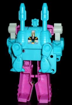 シーコンズ 指揮官 タートラー ロボットモード