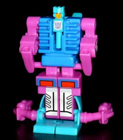 シーコンズ 海中破壊兵 オーバーバイト ロボットモード