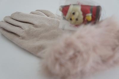 ママちゃんさん手袋
