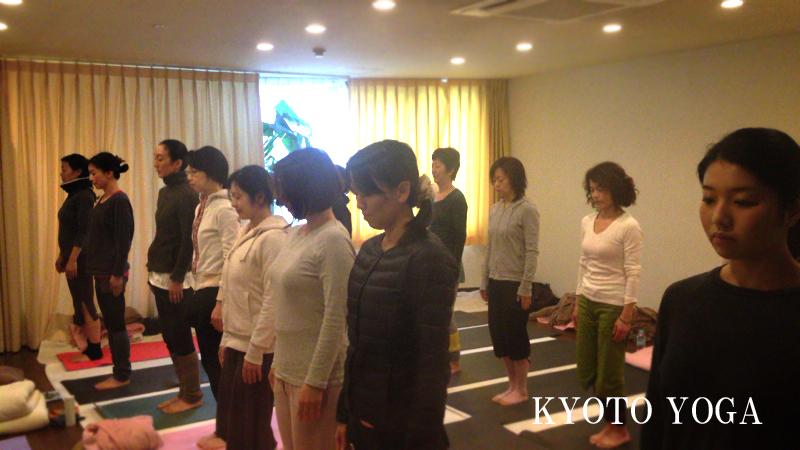 1501 ヨウコ先生のアシュタンガヨガ・ハタヨガ&瞑想 特別6days