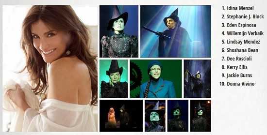 Best Elphaba in Wicked