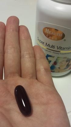 マルチビタミンサプリ1