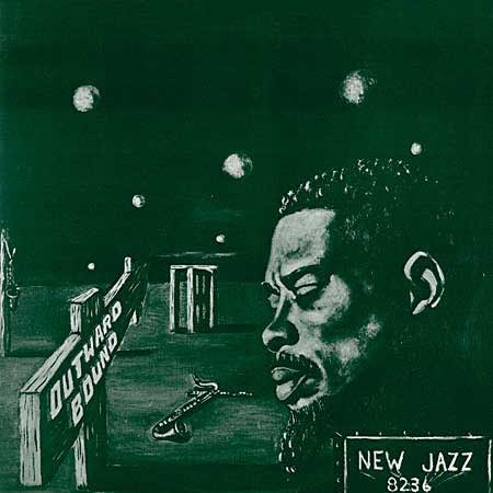Eric Dolphy Outward Bound New Jazz NJLP 8236
