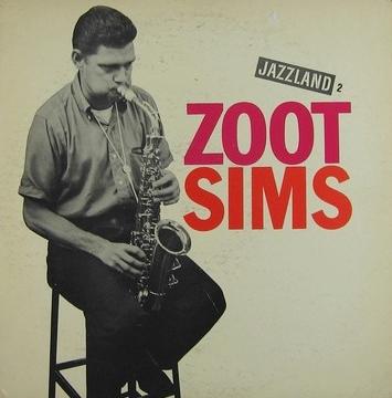 Zoot Sims Quintet Jazzland JLP 2