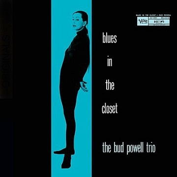 Bud Powell Blues In The Closet Verve MG V-8218