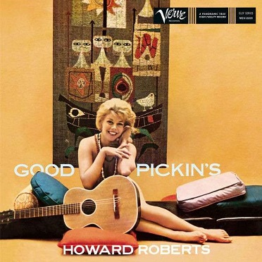 Howard Roberts Good Pickins Verve MG V-8305
