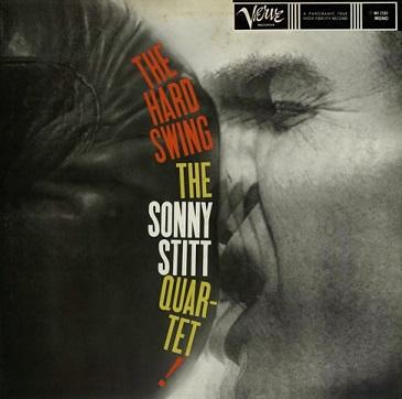Sonny Stitt The Hard Swing Verve MG V-8306