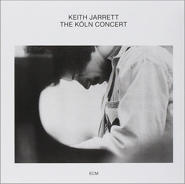Keith Jarrett The Köln Concert ECM 1064・65 ST