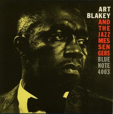 Art Blakey Moanin Blue Note BLP 4003