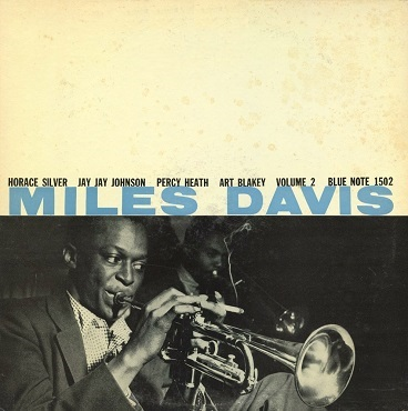 Miles Davis Volume 2 Blue Note BLP 1502