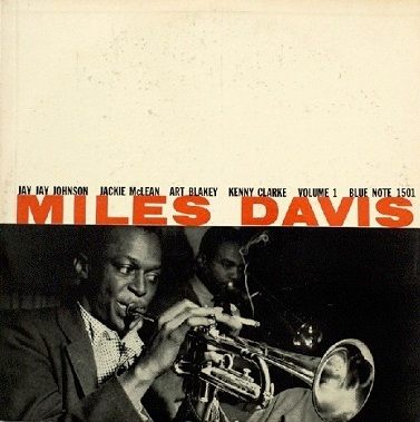 Miles Davis Volume 1 Blue Note BLP 1501