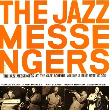 The Jazz Messengers At the Cafe Bohemia Volume 3 Toshiba-EMI BNJ 61007