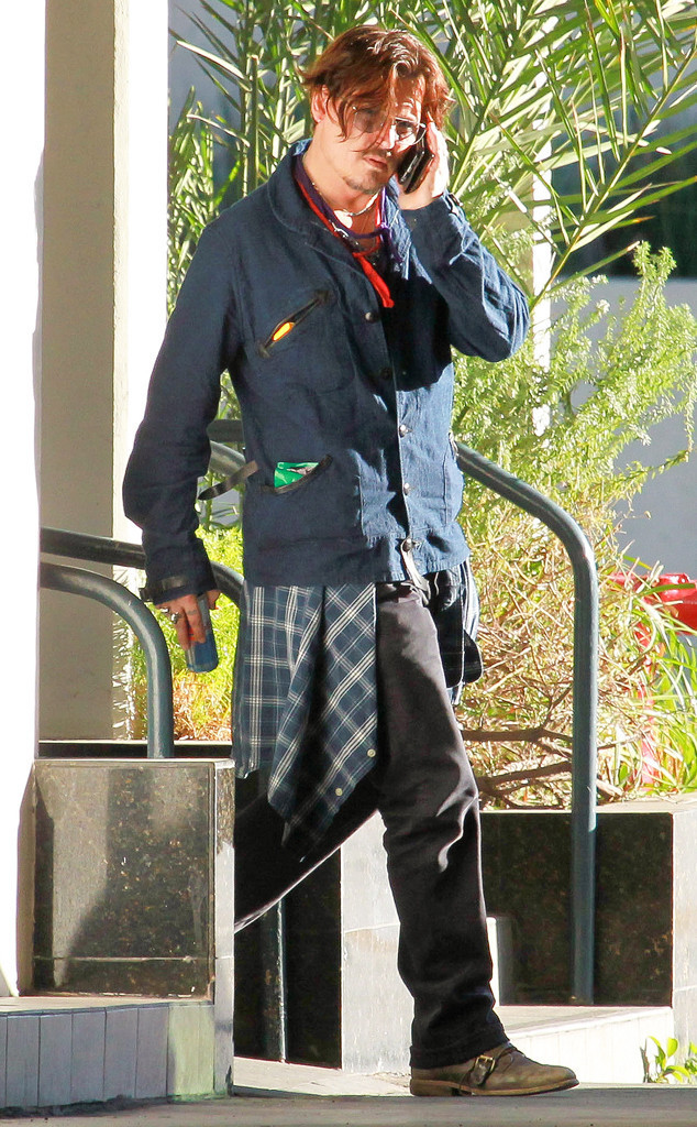 johnny depp ready to go 2012Feb12_LA