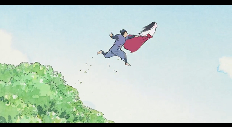 The Tale of the Princess Kaguya oscars 2015
